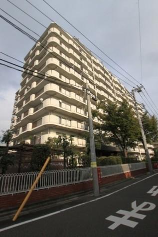 目黒台スカイマンション 建物画像1