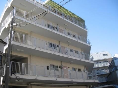 高輪グリーンマンション 建物画像1