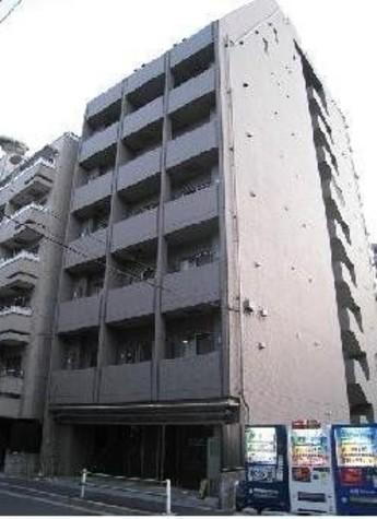 スカイコート三田慶大前壱番館 建物画像1