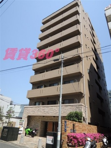 OLIO芝浦(オリオ芝浦) 建物画像1