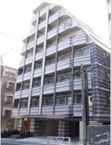 ジェイフラッツ初台 建物画像1