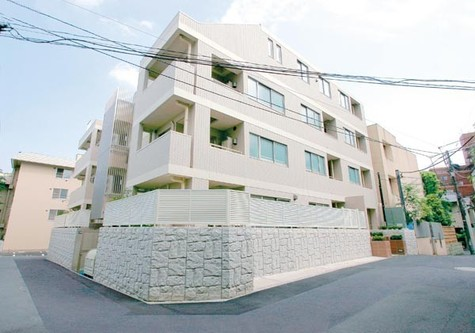 KDXレジデンス高輪(旧レガーロ高輪) 建物画像1