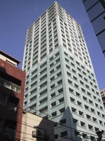 ルネ新宿御苑タワー 建物画像1