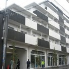 Togoshi 2 min Apartment Building Image1