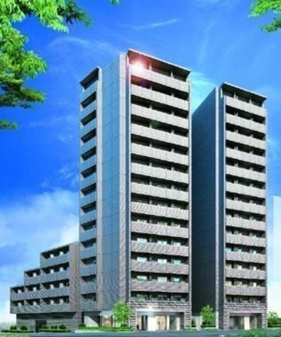 HF早稲田レジデンス 建物画像1