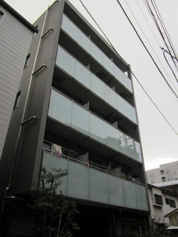 目黒 8分マンション 建物画像1