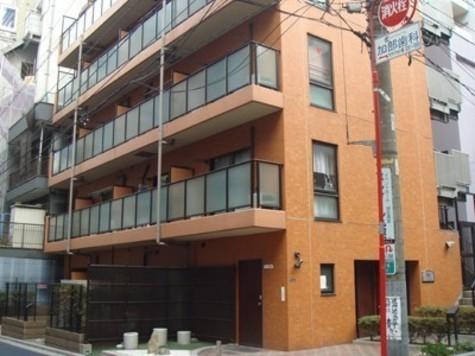 プレール九段 建物画像1