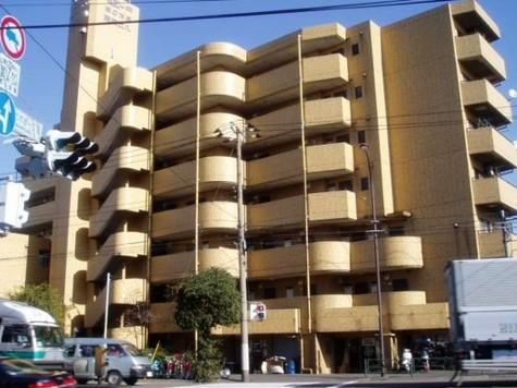 モナークマンション柿の木坂 建物画像1