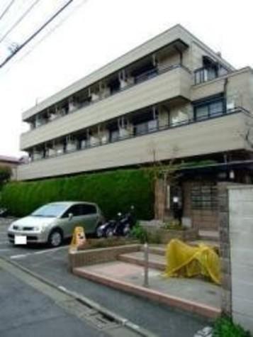 クラールパラシオン目黒東山 建物画像1
