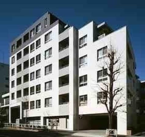 コンフォリア原宿 建物画像1