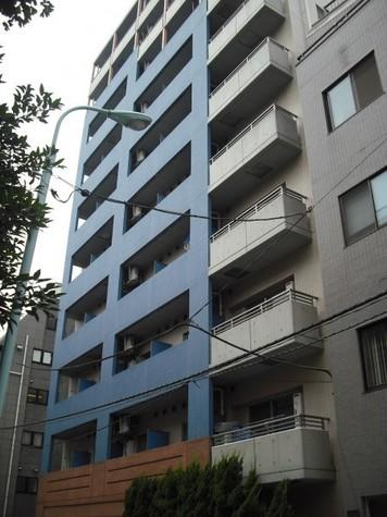 シンシア日本橋新川 建物画像1