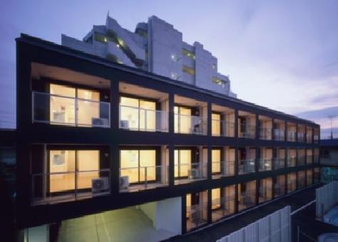 イプセ蒲田WEST 建物画像1