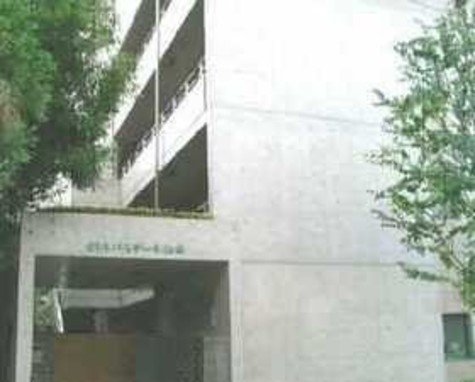 カトルパルテール初台 建物画像1