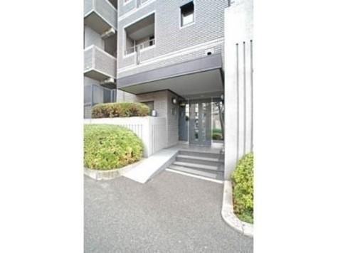 WTCディアコート目黒平町 建物画像1