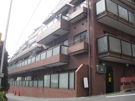 朝日下目黒マンション 建物画像1