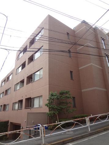 ルボラパン行人坂 建物画像1