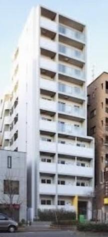 プラウドフラット早稲田 建物画像1