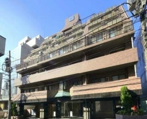 渋谷アムフラット 建物画像1