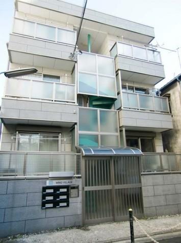 WINGVILLAGE目黒(ウィングビレッジ目黒) 建物画像1