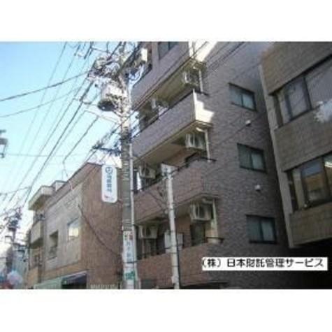 菱和パレス渋谷本町 建物画像1