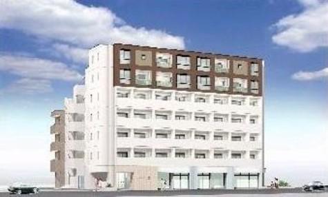 ミテッツァ大森町 建物画像1