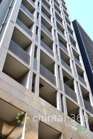 パレステュディオ六本木EASTⅡ 建物画像1