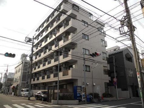 モナークマンション川崎 建物画像1