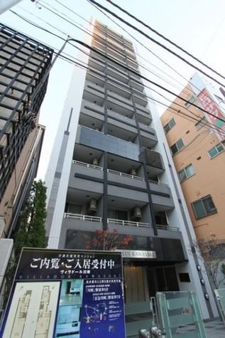 レグラス川崎 建物画像1