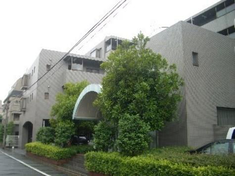 代々木カサグランデ 建物画像1
