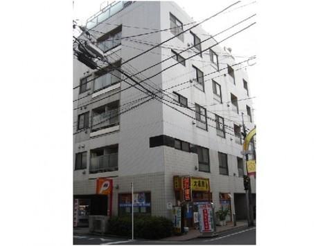 スカーラ武蔵小山 建物画像1