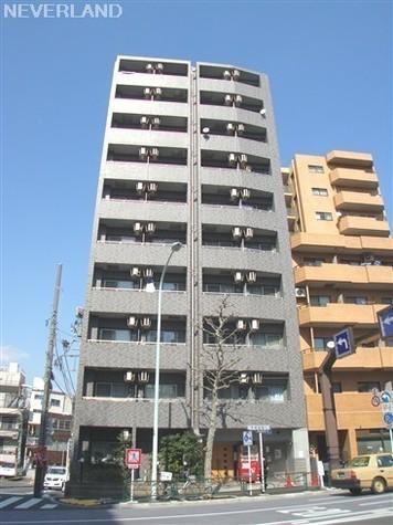 スカイコート神楽坂第2 建物画像1