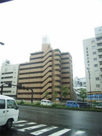 東建東五反田マンション 建物画像1