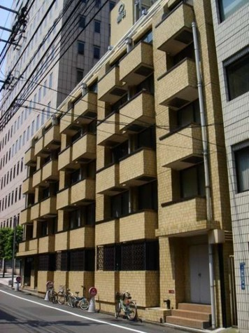 朝日虎ノ門マンション 建物画像1