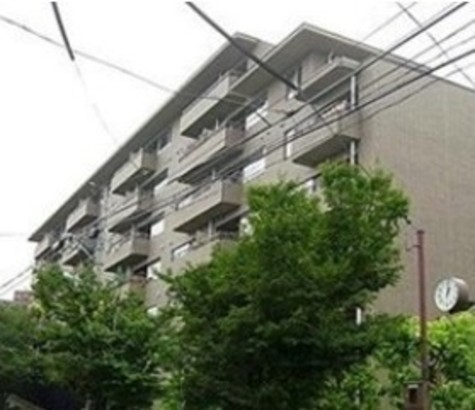参宮橋マンション 建物画像1