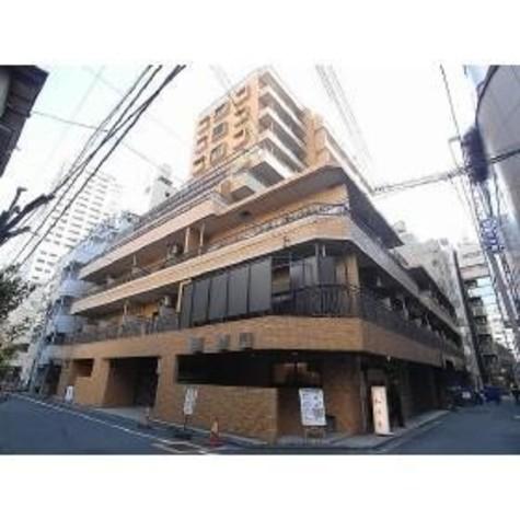 ダイアパレス新宿一丁目 建物画像1