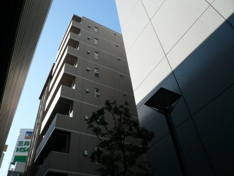 パークウェル浜松町 建物画像1