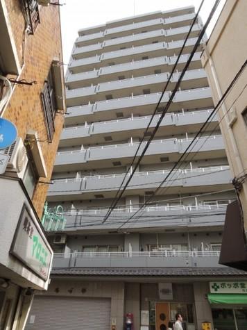 ラフュージュ大井町 建物画像1