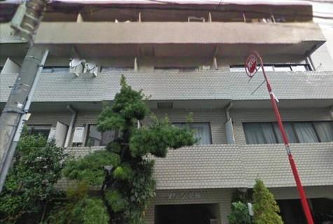 麻布十番 5分マンション 建物画像1