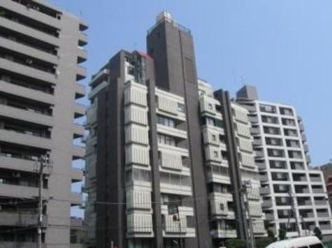 代々木パークサイド 建物画像1