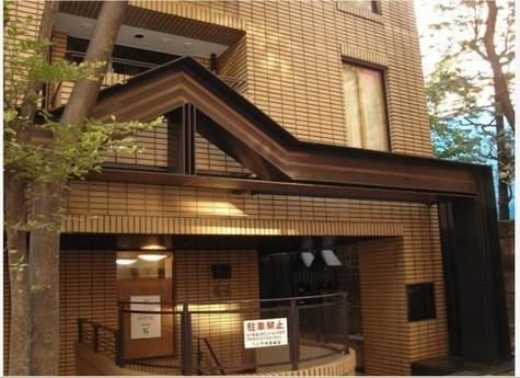ベルテ代々木Ⅱ 建物画像1