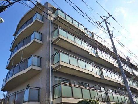 陽光大森マンション Building Image1