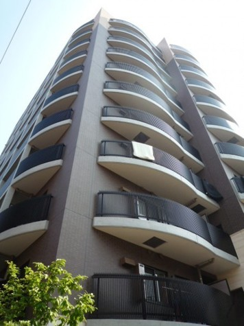 江戸川橋 4分マンション 建物画像1
