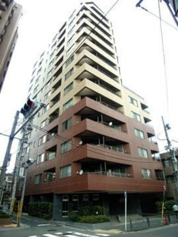 リシェ広尾 建物画像1