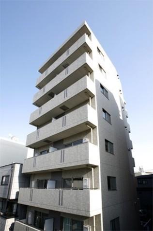 エテルノ大井町 建物画像1
