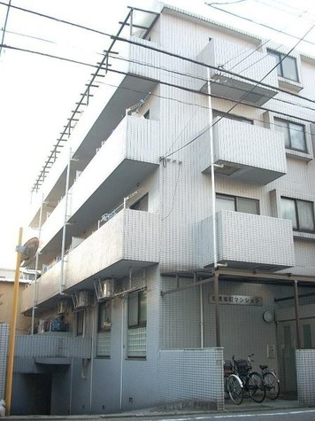 目黒本町マンション 建物画像1