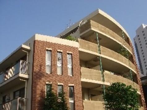 サンウッド新宿戸山フラッツ 建物画像1