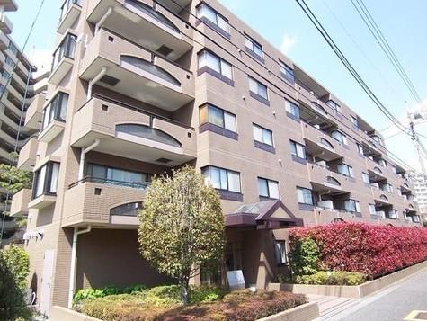 朝日マンション上目黒台 Building Image1