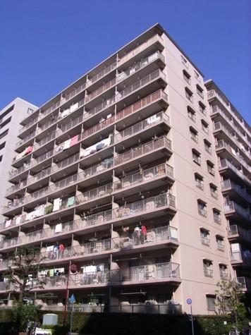 メガロン大井町 建物画像1