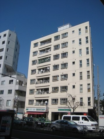シャトレ渋谷 建物画像1