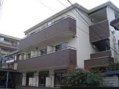 カーサメント幡ヶ谷 建物画像1